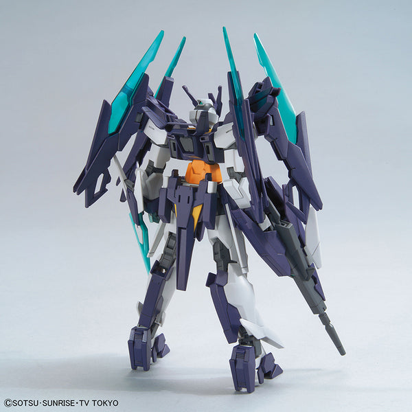 Gundam Build Divers - AGE-IIMG Gundam AGEII Magnum - High Grade Model kit