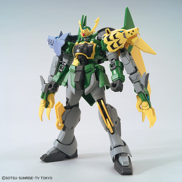 Gundam Build Divers - XXXG-01S2龍虎狼 Gundam Jiyan Altron - High Grade Model kit