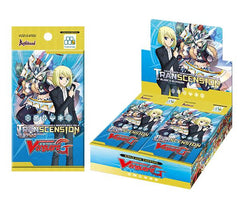 "Cardfight!! Vanguard G - display box set 6: ""Transcension of Blade & Blossom"""
