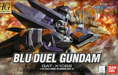 Gundam Seed - GAT-X1022 Blu Duel Gundam - High Grade model kit