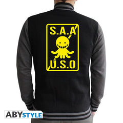 Assassination Classroom - college jakke - S.A.A.U.S.O