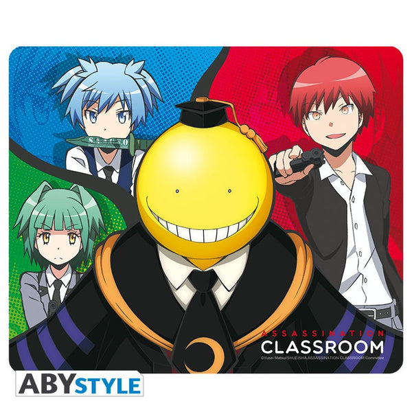 Assassination Classroom - gruppe - musemåtte