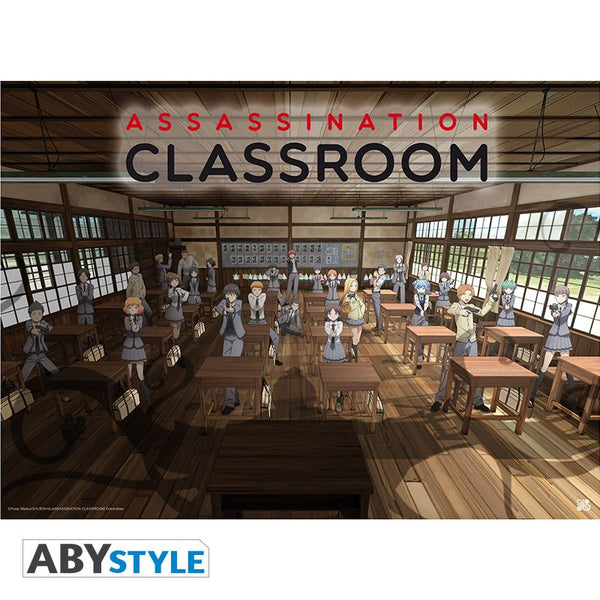 Assassination Classroom - Classroom - Plakat