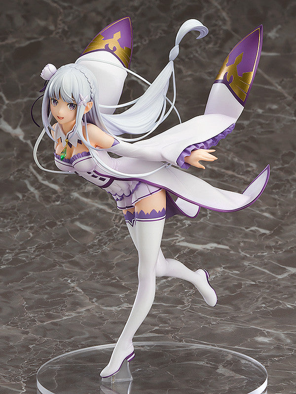 Re:ZERO Starting Life in Another World - Emilia - 1/7 PVC figur
