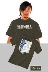 Attack on Titan - T-shirt - Scout