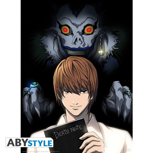 Death Note - Light & Ryuk - Plakat