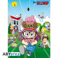 Dr Slump - Penguin Village - Plakat