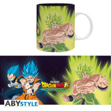 Dragon Ball - Broly vs Goku & Vegeta krus - 320 ml