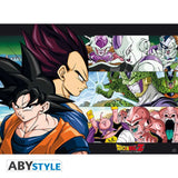 Dragon Ball - Sun Goku & Enemies - Plakat