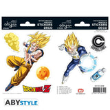 Dragon Ball - Goku & Vegeta - Stickers