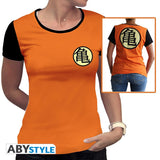 Dragon Ball - T-shirt ladies - Kame Symbol