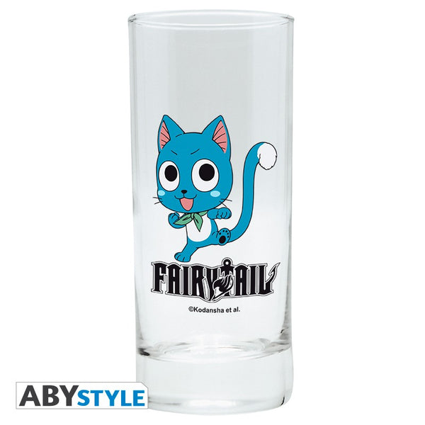 Fairy Tail - Happy drikkeglas