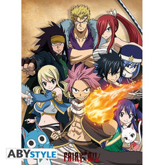 Fairy Tail - Guild - Plakat