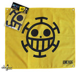 One Piece - Trafalgar Law pirat flag