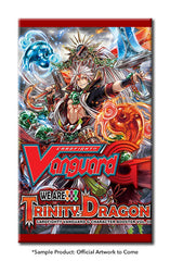 Cardfight!! Vanguard G booster pack - TB 2 – We are!!! Trinity Dragon