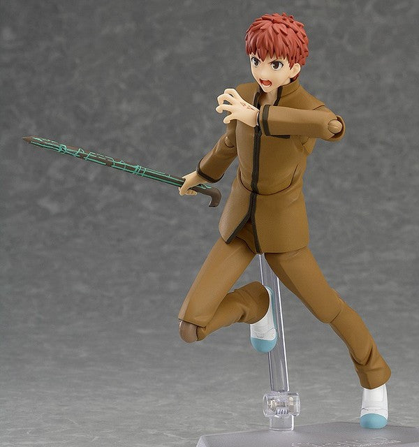 Fate/Stay Night Unlimited Blade Works - Emiya Shirou: 2.0 ver. - figma