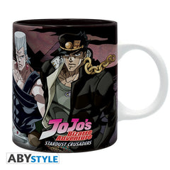 JoJo's Bizarre Adventure - Group Krus - 320 ml