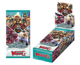 "Cardfight!! Vanguard G - Technical boosters Display TCB02 ""The Genius Strategy"""