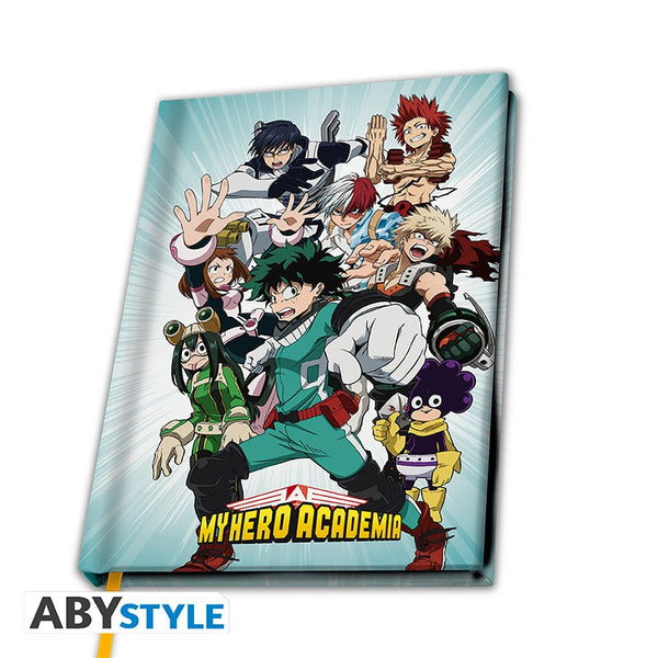 My Hero Academia - Heroes - Hardcover notesbog