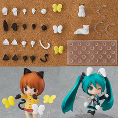 Nendoroid More - Cat & Bunny accessory