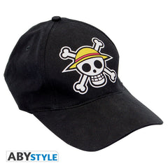 One Piece - Kasket - Straw Hat Pirate