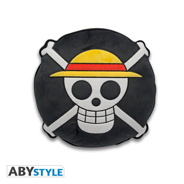 One Piece - Straw Hat Flag - Pude