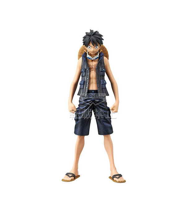 One Piece - Monkey D. Luffy: Film Gold ver. - Prize Figur