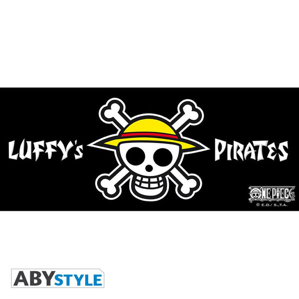 One Piece - Luffy's Pirates Krus - 460 ml