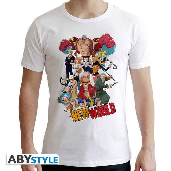 One Piece - T-shirt - New World Crew