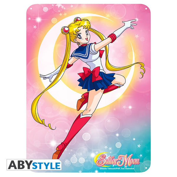 Sailor Moon - Sailor Moon - Metal Plade