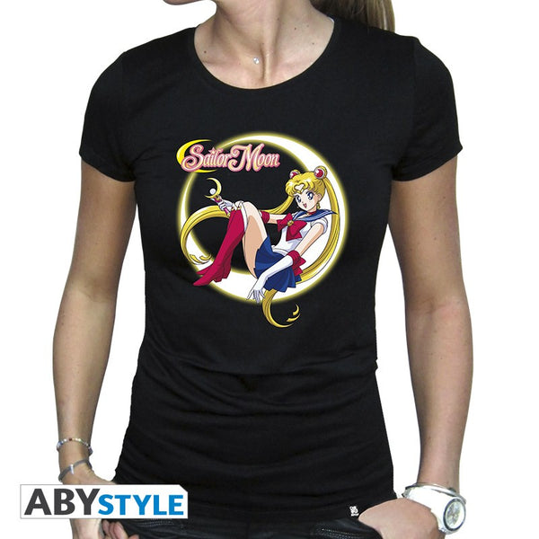 Sailor Moon - T-shirt ladies - Sailor Moon