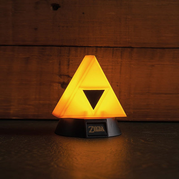 The Legend of Zelda - Triforce - Natlampe