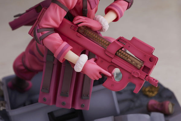 Sword Art Online: Alternative - Llenn: Sudden Attack Ver. - 1/7 PVC figur