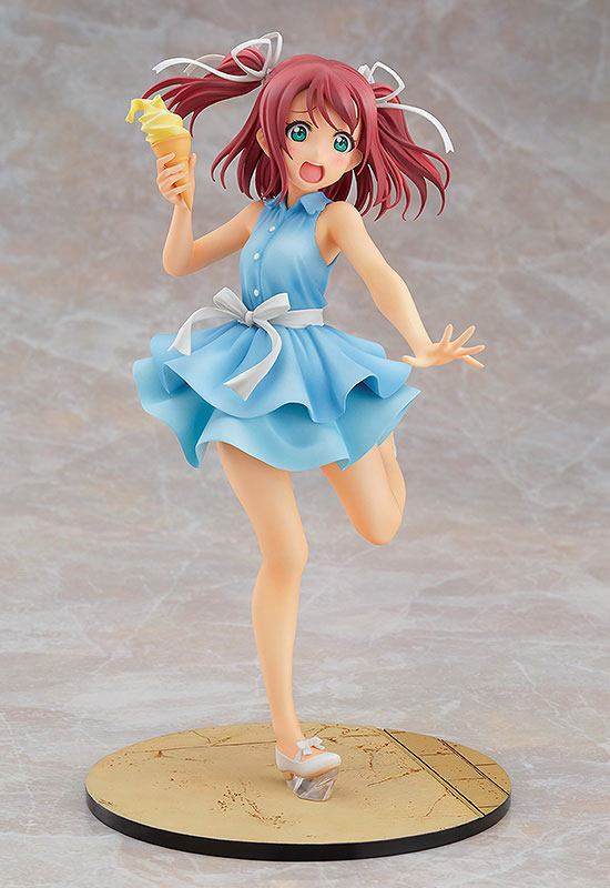 Love Live! Sunshine!! - Kurosawa Ruby: Blue-ray Jacket ver. - 1/7 PVC figur