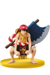 One Piece - Monkey D. Luffy: Scultures ver. - Prize Figur