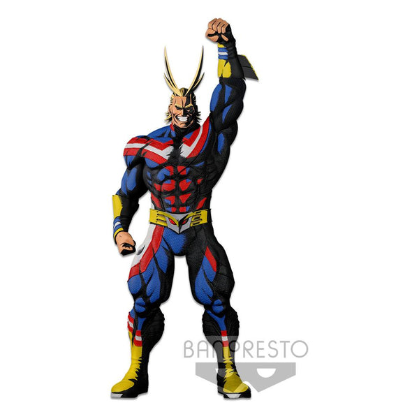 My Hero Academia - All Might: Two Dimensions ver. - PVC Figur (Forudbestilling)