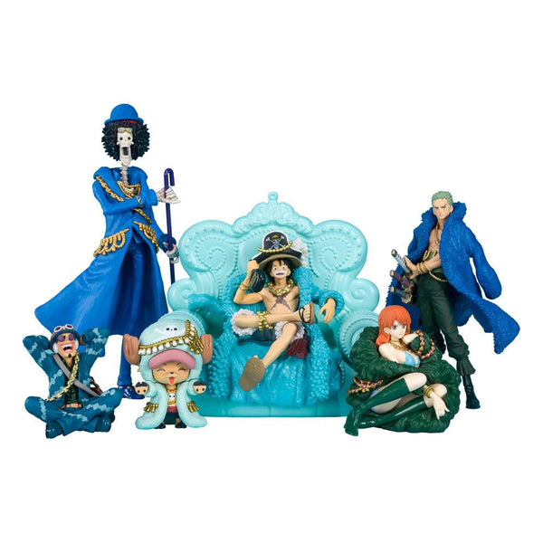 One Piece -  Usopp: Box figures vol. 2 - PVC Figur (Forudbestilling)