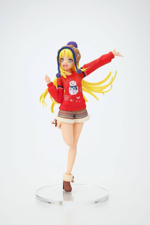 BanG Dream! - Tsurumaki Kokoro: Winter Wear Ver. - Price Figur (Forudbestilling)