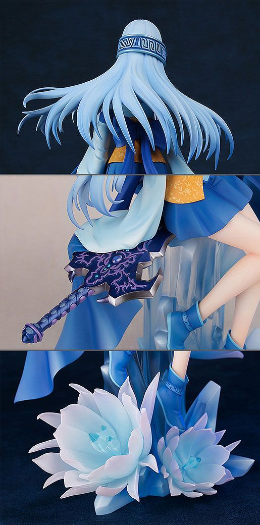 The Legend of Sword and Fairy - Long Kui: Bloom like a Dream Ver.  - 1/7 PVC Figur