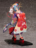 Re:Zero Starting Life in Another World - Rem: Oiran Dochu ver. - 1/7 PVC figur (pre-order)