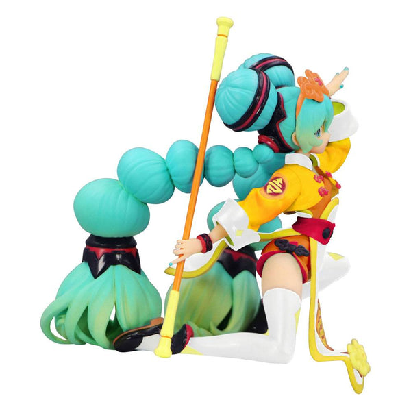 Vocaloid - Hatsune Miku: China Dress Color Variation Ver. – PVC Figur (Forudbestilling)