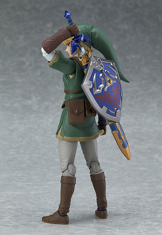The Legend of Zelda -  Link: Twilight Princess ver. - figma (Forudbestilling)
