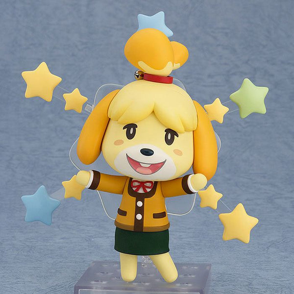 Animal Crossing - Shizue (Isabelle): Winter ver. - Nendoroid (Forudbestilling)