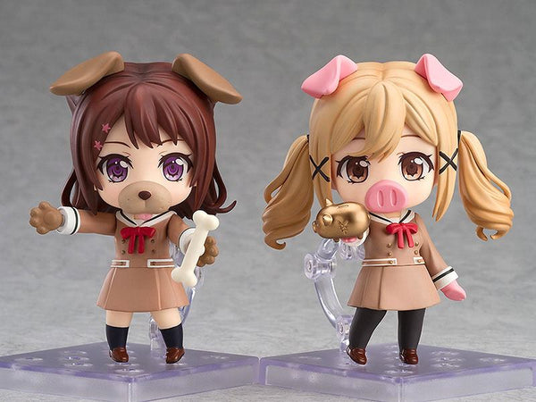 Nendoroid More - Dog & Pig accessory