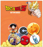 Dragon Ball - Badge sæt