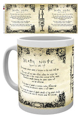 Death Note - Rules Krus - 300 ml