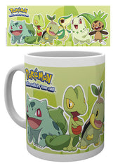 Pokemon - Grass Partner Krus - 300 ml