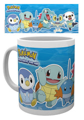 Pokemon - Water Partner Krus - 300 ml