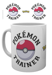 Pokemon - Pokemon Trainer Krus - 300 ml