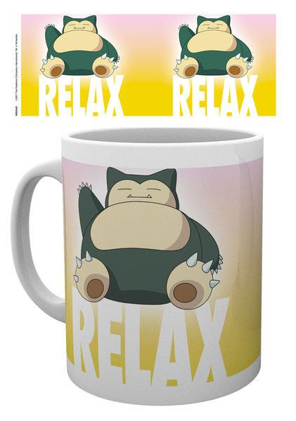 Pokemon - Snorlax Krus - 300 ml